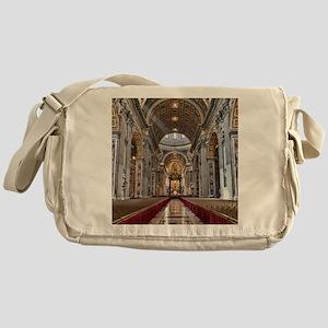 St. Peter's Basilica Messenger Bag