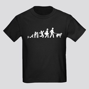 Maremma Sheepdog Kids Dark T-Shirt