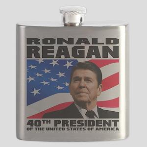 40 Reagan Flask