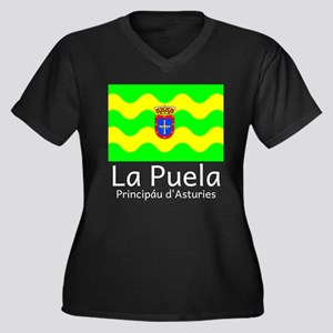 La Puela - DS Plus Size T-Shirt