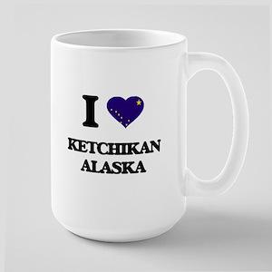 I love Ketchikan Alaska Mugs