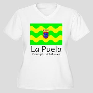 La Puela - DS Plus Size T-Shirt
