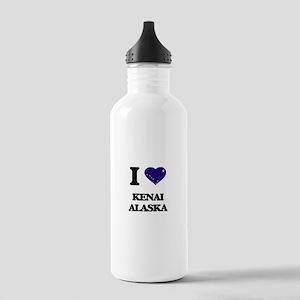 I love Kenai Alaska Stainless Water Bottle 1.0L