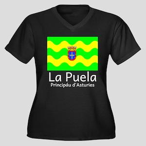La Puela Plus Size T-Shirt
