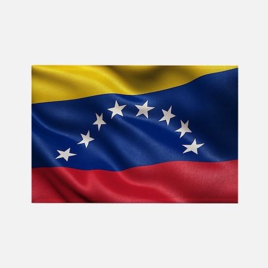 Flag of Venezuela Rectangle Magnet