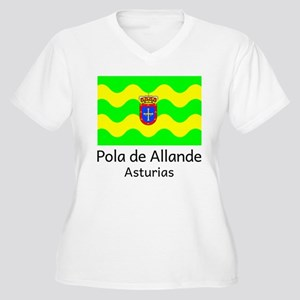 Pola de Allande DS Plus Size T-Shirt