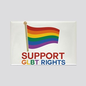 Support Glbt Rights Magnets
