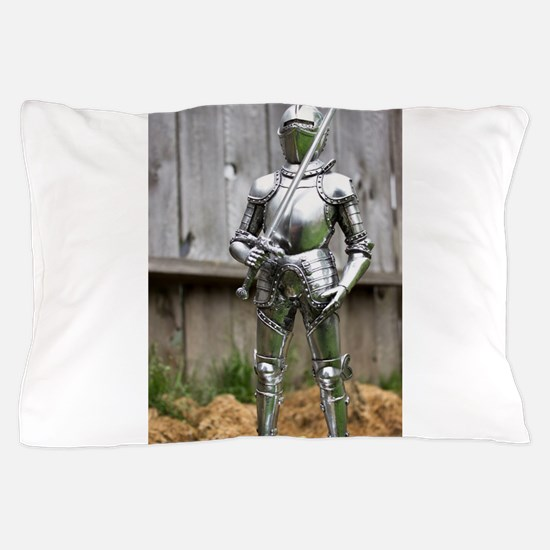 Country Knight Pillow Case