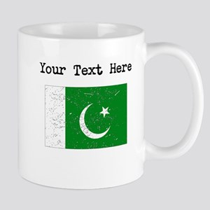 Pakistan Flag Mugs