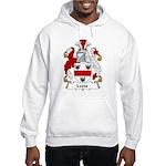 Leeds Family Crest Hooded Sweatshirt