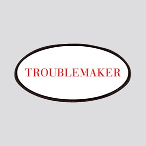 Troublemaker-Bau red 500 Patch