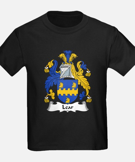Lear Family Crest T