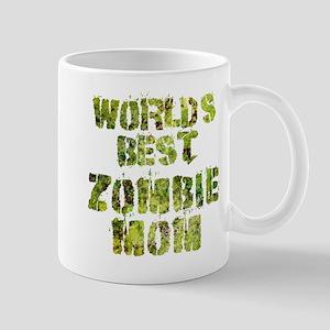 Worlds Best Zombie Mom Mugs