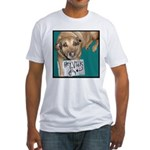 Hey Vick! Fitted T-Shirt