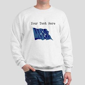 Micronesia Flag Sweatshirt