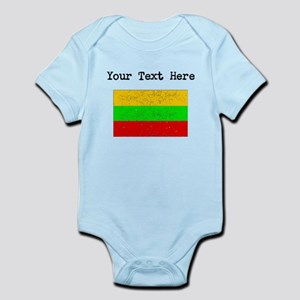 Lithuania Flag Body Suit