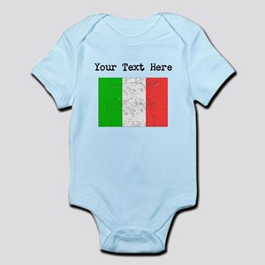 Italy Flag Body Suit