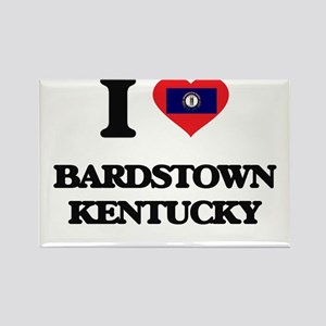 I love Bardstown Kentucky Magnets
