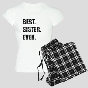 Best. Sister. Ever. Pajamas