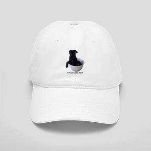 I'll Take Mine Black Cap