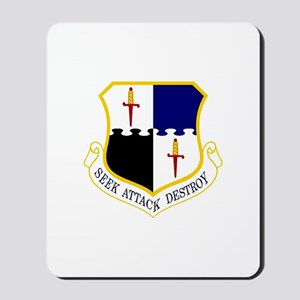 52nd Fighter Wing Mousepad
