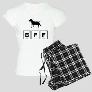 Miniature Bull Terrier Women's Light Pajamas