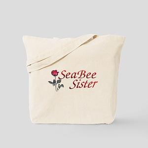 seabee sister Tote Bag