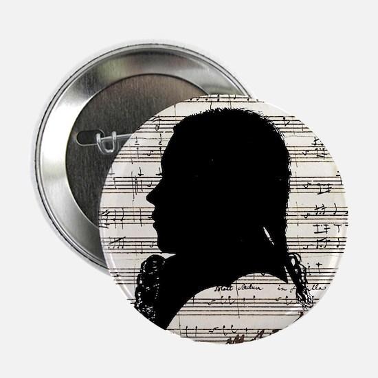 "Wolfgang Amadeus Mozart 2.25"" Button"