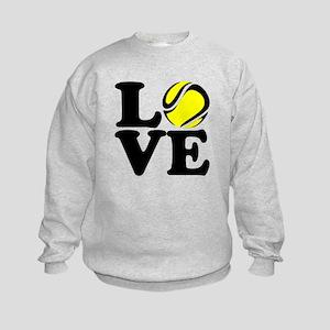 Love Tennis Sweatshirt