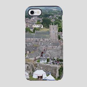 Corfe Castle, Dorset, England iPhone 7 Tough Case