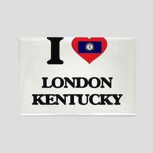 I love London Kentucky Magnets