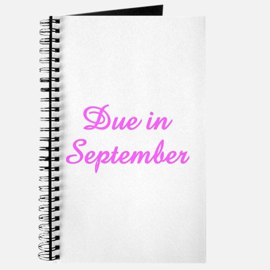 Twisted Imp Maternity Pregnancy Journal Due In Sep