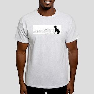 Pug Definition Light T-Shirt