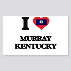 I love Murray Kentucky Sticker
