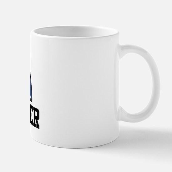 RALPH NADER - bunting Mug