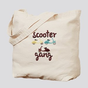 Scooter Gang Tote Bag
