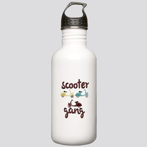 Scooter Gang Water Bottle