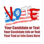 Personalize Your Vote! Invitations