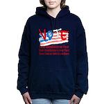 Personalize Your Vote! Women's Hooded Sweatshirt