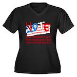 Personalize Your Vote! Plus Size T-Shirt