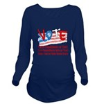 Personalize Your Long Sleeve Maternity T-Shirt