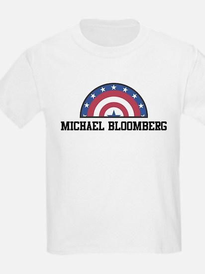 MICHAEL BLOOMBERG - bunting T-Shirt