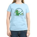 Max In His Bubble, Women's Light T-Shirt