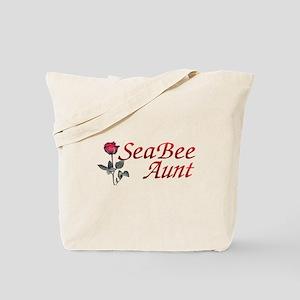 sea bee aunt Tote Bag