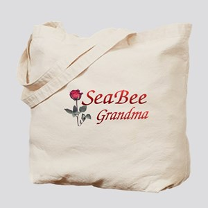 seabee grandma Tote Bag