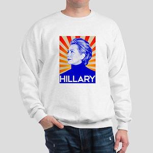 Hillary Clinton for President in 2016 t Sweatshirt