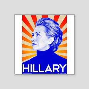 Hillary Clinton for President in 2016 t sh Sticker