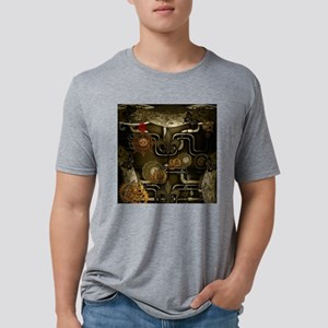 Wonderful noble steampunk design, clocks and gears