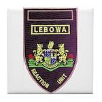 Lebowa Reaction Unit Tile Coaster