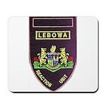 Lebowa Reaction Unit Mousepad